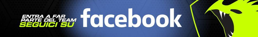 Tutto per il lurefishing, seguici su facebook