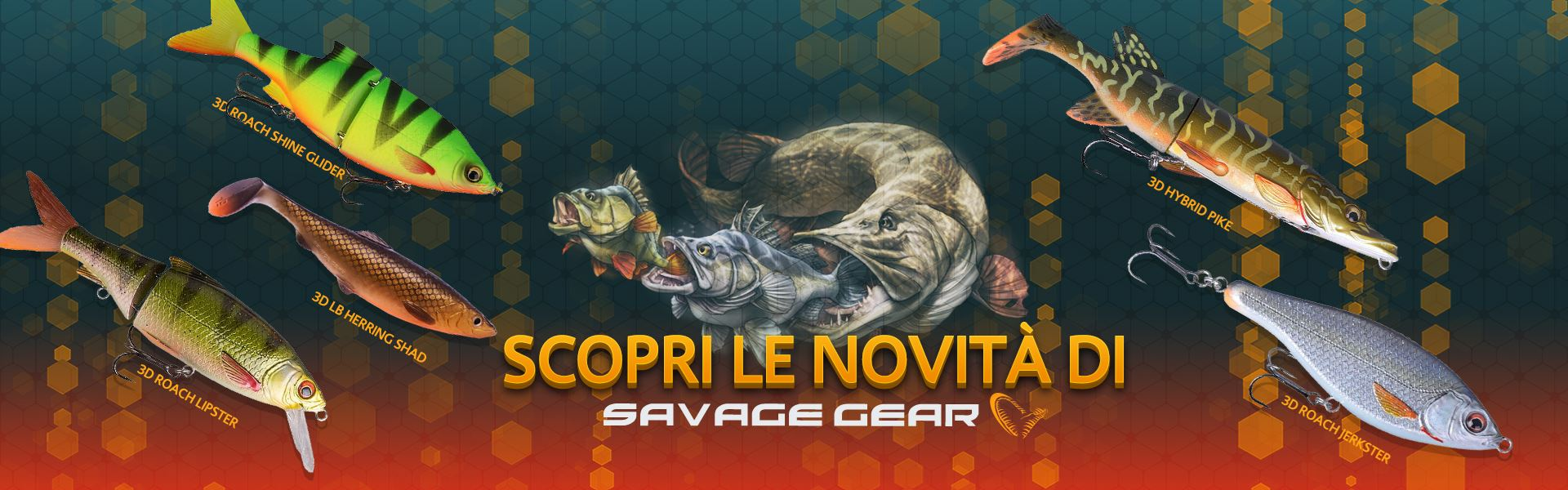 savage gear, 3d herring, 3d hybrid pike, pike fishing, perch fishing, pesca al luccio, spinning, casting, esche rigide, shad, swimbait, grub