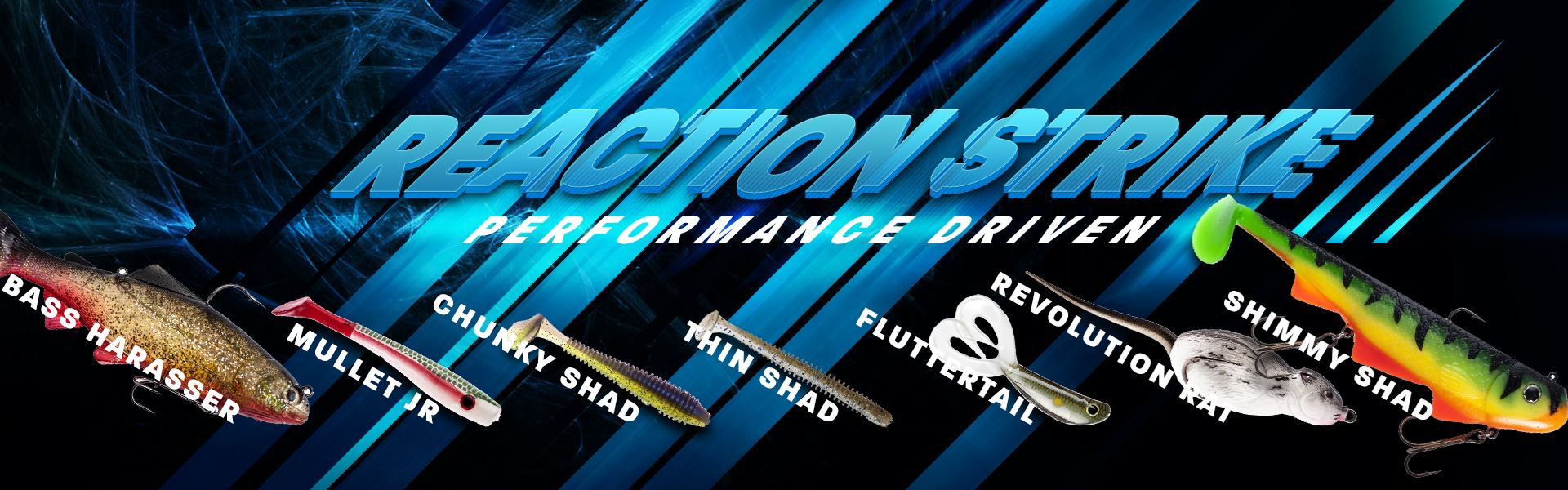 Reaction strike, xrm, spigola, luccio, bass, pesca a spinning, spinning, casting, bass fishing