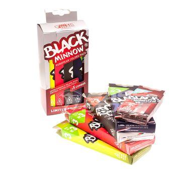 Immagine di Fiiish Leurres Black Minnow European Colors Pack